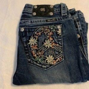 Miss Me Jeans size 28x32